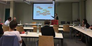 Eröffnungsvortrag von Petra Gehring