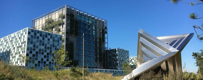 Gebäude des Internationalen Strafgerichtshofs in Den Haag (Bild: Jonas Bens).