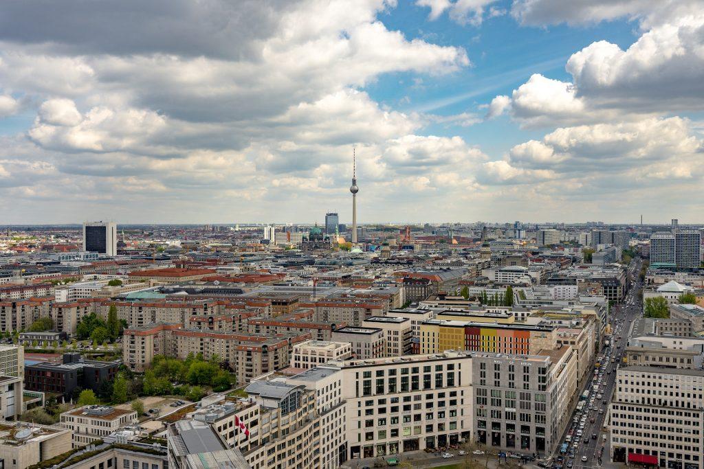 Berlin Panorama; Foto: pixabay.com/Thomas Wolter